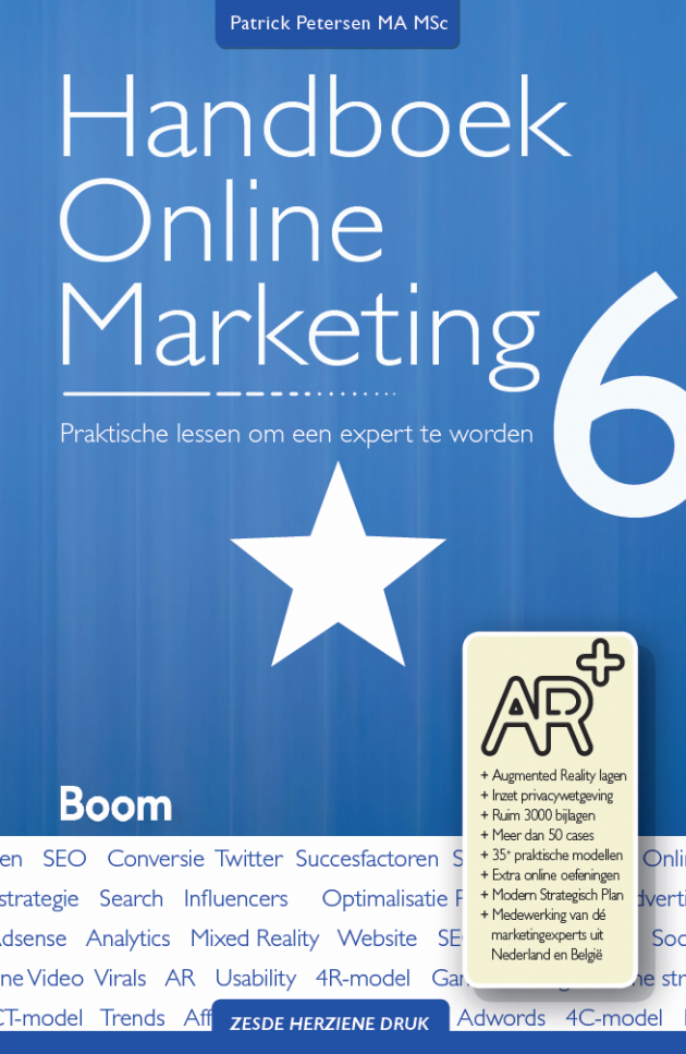 Handboek Online Marketing 6!