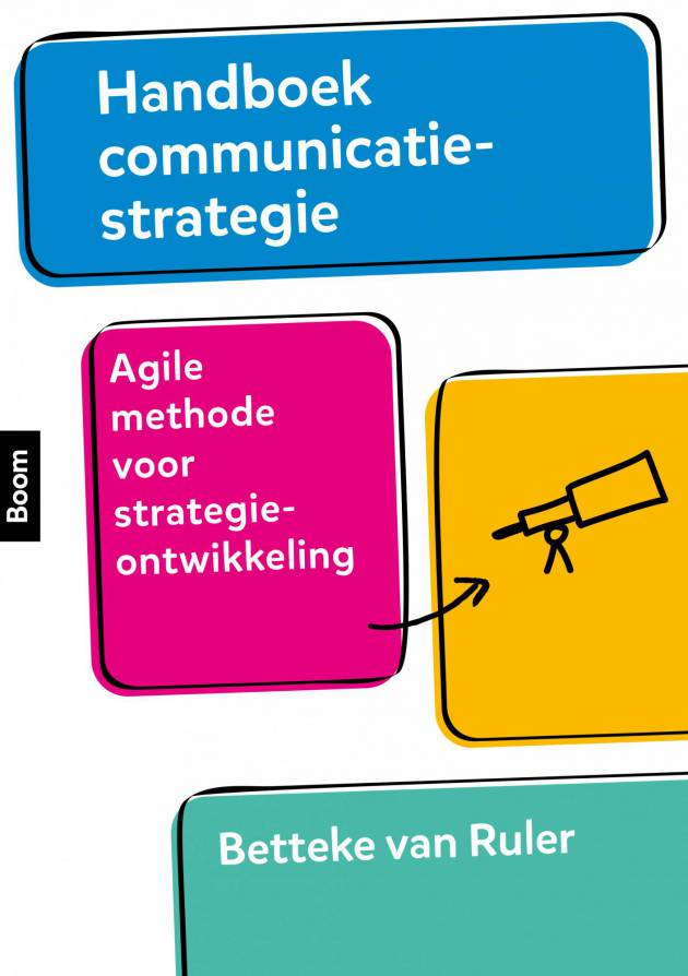 Nieuw: Handboek communicatiestrategie