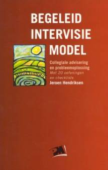 Begeleid intervisie model