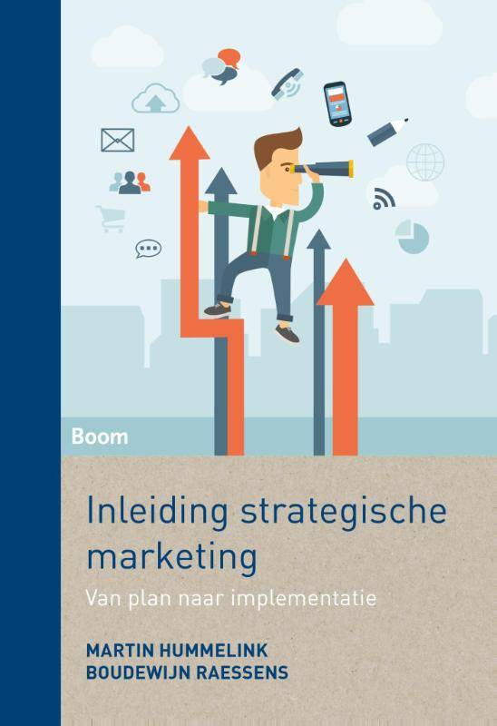 Zojuist verschenen: Inleiding strategische marketing