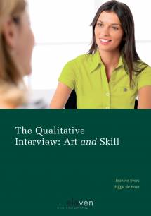 The Qualitative Interview: Art and Skill