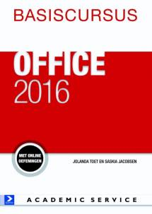 Basiscursus Office 2016