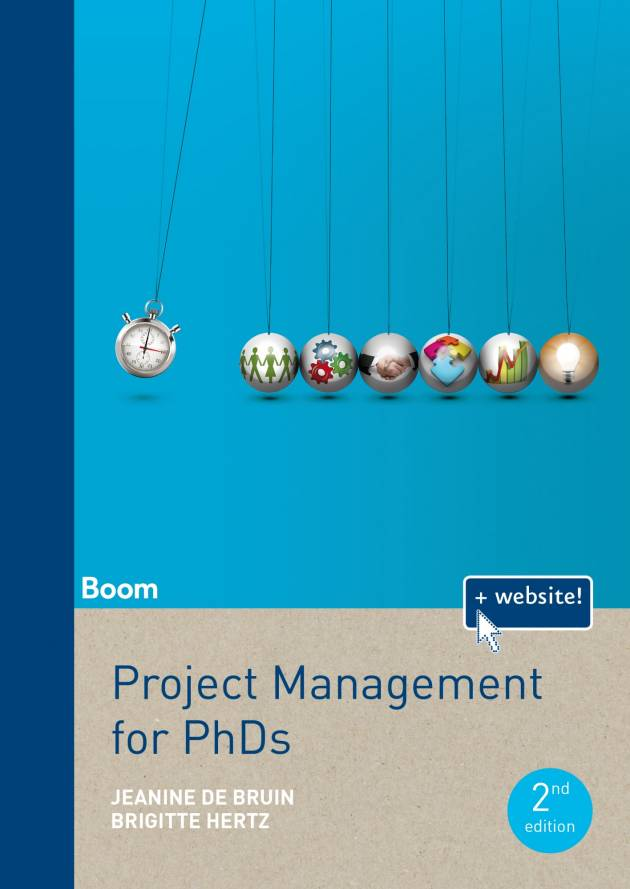 Recently published: Project Management for PhDs